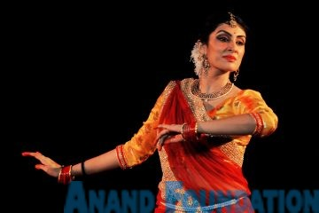 History of Kathak Dance in Delhi, Anand Foundation