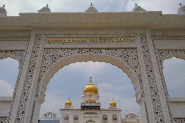 Gurudwara Bangla Sahib, Anand Foundation