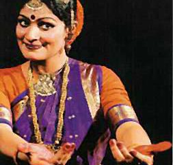 Bharatanatyam Dance in Delhi, Anand Foundation