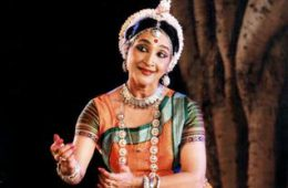 Ranjana Gauhar, an Odissi Dancer from Delhi, Anand Foundation