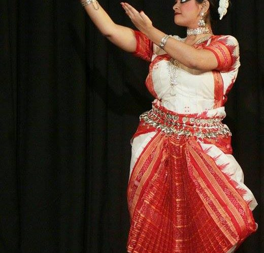 Supriya Deepak, an Odissi Dancer, Anand Foundation