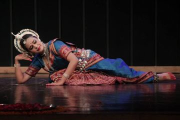 Jayanti Sarmah, an Odissi dancer, Anand Foundation
