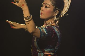Miki Enoki, an Odissi Dancer , Anand Foundation