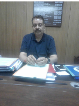 Dr. B. R. Mani, Director General, National Museum, Anand Foundation
