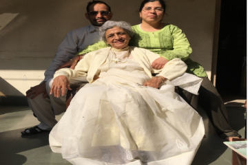 The Story of Mrs. Dhun Bagli, Delhi Parsi Anjuman, Anand Foundation