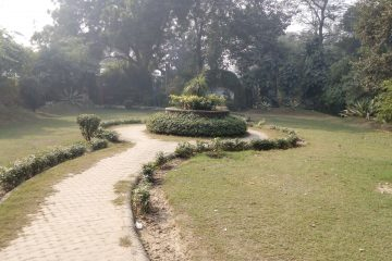 Qudsia Garden, Anand Foundation
