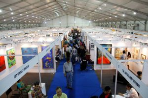 India Art Festival @ Thyagaraj Sports Complex | New Delhi | Delhi | India