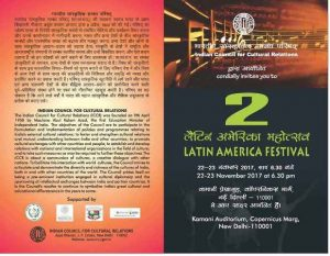 Latin America Festival @ Kamani Auditorium | New Delhi | Delhi | India
