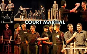 "Asmita Theatre Group presents ""Court Martial"" Hindi play @ Sri Sathya Sai International Centre 