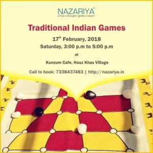 Board Games from Ancient India @ Kunzum Travel Cafe | New Delhi | Delhi | India